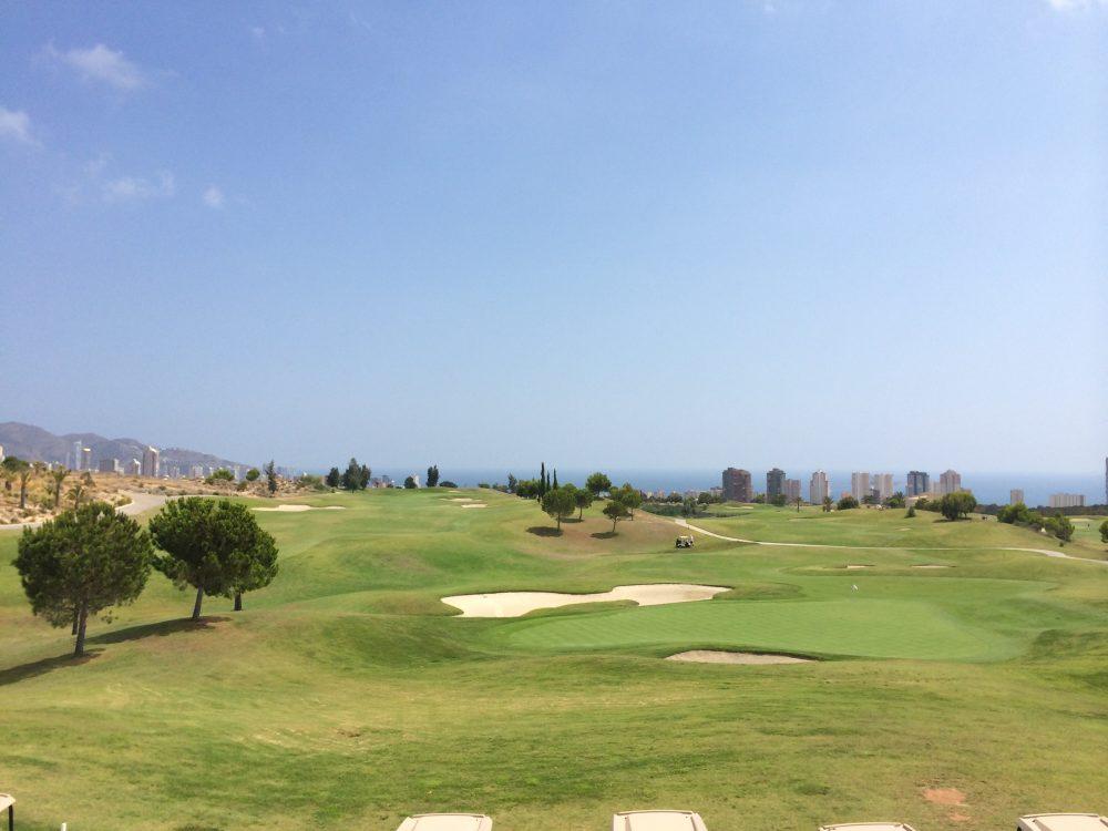 Villaitana Golfcourse